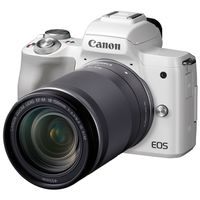 Für weitere Info hier klicken. Artikel: Canon EOS M50 + EF-M 3,5-6,3/18-150 IS STM weiß
