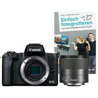 Für weitere Info hier klicken. Artikel: Canon EOS M50 + EF-M 32mm f/1,4 STM + Buch Einfach fotografieren lernen
