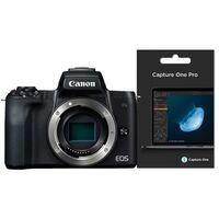 Für weitere Info hier klicken. Artikel: Canon EOS M50 Gehäuse + Capture One Pro 20 schwarz