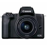 Für weitere Info hier klicken. Artikel: Canon EOS M50 Mark II + EF-M 3,5-6,3/15-45 IS STM schwarz