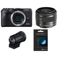 Für weitere Info hier klicken. Artikel: Canon EOS M6 Mark II + EF-M 15-45mm IS STM + EVF-DC2 + Capture One Pro 20