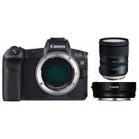 Für weitere Info hier klicken. Artikel: Canon EOS R Gehäuse + Tamron SP 24-70mm f/2,8 Di VC USD G2 + Adapter EF-EOS R