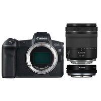 Für weitere Info hier klicken. Artikel: Canon EOS R + RF 24-105mm f/4-7,1 IS STM + Objektivadapter EF-EOS R