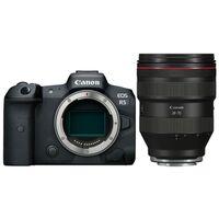 Für weitere Info hier klicken. Artikel: Canon EOS R5 + RF 28-70mm f/2,0 L USM schwarz