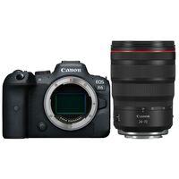 Für weitere Info hier klicken. Artikel: Canon EOS R6 + RF 24-70mm f/2,8 L IS USM schwarz