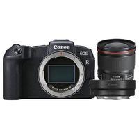 Für weitere Info hier klicken. Artikel: Canon EOS RP Gehäuse + EF 16-35mm f/4,0 L IS USM + Adapter EF-EOS R Canon RF