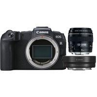 Für weitere Info hier klicken. Artikel: Canon EOS RP Gehäuse + EF 85mm f/1,8 USM + Adapter EF-EOS R