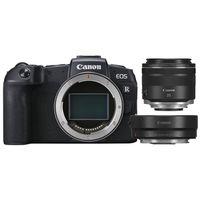 Für weitere Info hier klicken. Artikel: Canon EOS RP Gehäuse + RF 35mm f/1,8 Makro IS STM + Adapter EF-EOS R