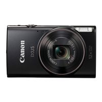 Für weitere Info hier klicken. Artikel: Canon Ixus 285 HS schwarz