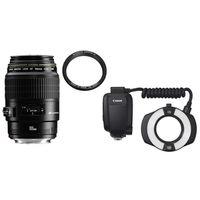 Für weitere Info hier klicken. Artikel: Canon EF Makroset 100mm f/2,8 USM Makro + Makroblitz MR-14EX II