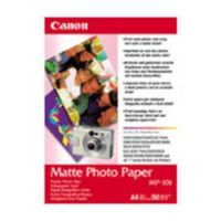 Für weitere Info hier klicken. Artikel: Canon Papier MP-101 170g A4 matt 50 Blatt