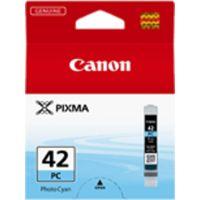 Für weitere Info hier klicken. Artikel: Canon CLI-42 hellblau
