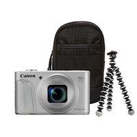 Für weitere Info hier klicken. Artikel: Canon PowerShot SX730 HS Travel Kit silber