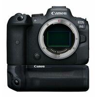 Für weitere Info hier klicken. Artikel: Canon R6 + Canon BG-R10 Akkugriff