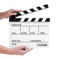 Für weitere Info hier klicken. Artikel: Caruba Filmklappe Weiß