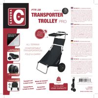 Für weitere Info hier klicken. Artikel: Caruba Pro Trolley II Schwarz schwarz