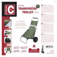 Für weitere Info hier klicken. Artikel: Caruba Pro Trolley III Grün grün