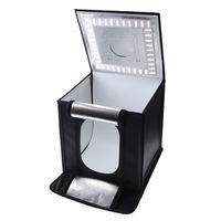 Für weitere Info hier klicken. Artikel: Caruba Tragbarer Fotowürfel LED 70x70x70x70cm Dimmbar