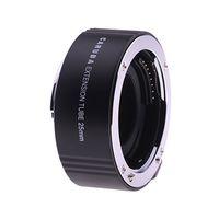 Für weitere Info hier klicken. Artikel: Caruba Verlängerungsrohr 25mm Sony Chrom Sony E-Mount