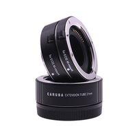 Für weitere Info hier klicken. Artikel: Caruba Verlängerungsrohrsatz Canon M-Serie Aluminium Canon