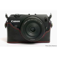 Für weitere Info hier klicken. Artikel: Ciesta Canon EOS M Kamerahülle schwarz-rot