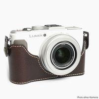 Für weitere Info hier klicken. Artikel: Ciesta Panasonic Lumix LX7 Kamerahülle dunkelbraun