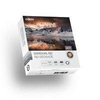 Cokin Grauverlaufsfilter-Set H3H0-25 Gradual ND Kit P