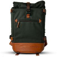 Für weitere Info hier klicken. Artikel: Compagnon Rucksack the backpack 2.0 grün-hellbraun