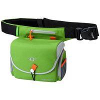 Für weitere Info hier klicken. Artikel: Cosyspeed Camslinger Outdoor Kameratasche mit Hüftgürtel für Systemkameras und kleine DSLR-Kameras grün