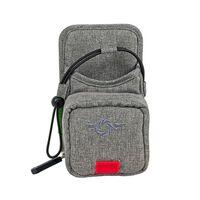 Für weitere Info hier klicken. Artikel: Cosyspeed Phoneslinger Prime Smartphone-Tasche für 1 Smartphone und 4 Smartphone-Objektive grau