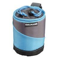 Cullmann Lens Container (Small) cyan-grau