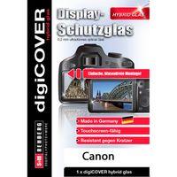 Für weitere Info hier klicken. Artikel: digiCOVER hybrid glas für Canon EOS 80D