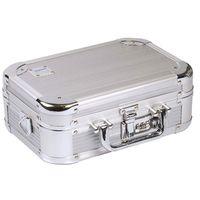 Für weitere Info hier klicken. Artikel: Dörr Aluminium Koffer Silver 30