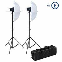 Für weitere Info hier klicken. Artikel: Dörr ECOLINE II Studioblitz 150 WS Kit E