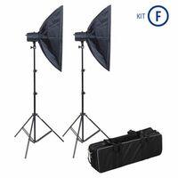 Für weitere Info hier klicken. Artikel: Dörr ECOLINE II Studioblitz 150 WS Kit F