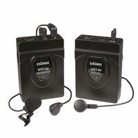 Für weitere Info hier klicken. Artikel: Dörr Funkmikrofon Set WRT-80