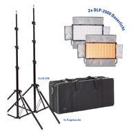 Für weitere Info hier klicken. Artikel: Dörr LED Dauerlicht DLP-2000 Set
