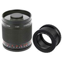 Für weitere Info hier klicken. Artikel: Dörr Spiegel-Tele 500mm f/8,0 mit T2 Adapter Nikon Z