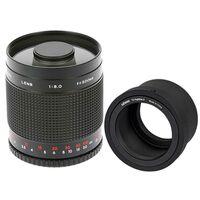 Für weitere Info hier klicken. Artikel: Dörr Spiegel-Tele 500mm f/8,0 mit T2 Adapter Fujifilm X