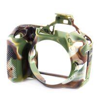 Für weitere Info hier klicken. Artikel: EasyCover Camera Case Schutzhülle für Nikon D5500/5600 camouflage