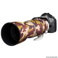 Für weitere Info hier klicken. Artikel: EasyCover Lens Oak Objektivschutz für Canon EF 100-400mm F4.5-5.6L IS II USM braun-camouflage