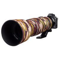 Für weitere Info hier klicken. Artikel: EasyCover Lens Oak Objektivschutz für Nikon 200-500mm f/5.6 VR braun-camouflage