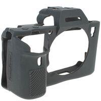 Für weitere Info hier klicken. Artikel: EasyCover Silikon-Schutzhülle für Sony Alpha a9, a7 III, a7R III - maßgefertigt schwarz