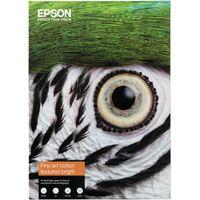 Für weitere Info hier klicken. Artikel: Epson FineArt Textured Bright 25 Blätter A3+