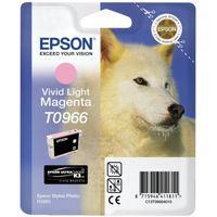 Für weitere Info hier klicken. Artikel: Epson T0966 vivid light magenta
