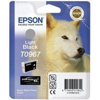 Für weitere Info hier klicken. Artikel: Epson T0967 light schwarz