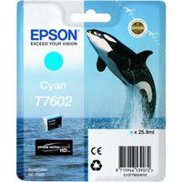 Für weitere Info hier klicken. Artikel: Epson T7602 cyan