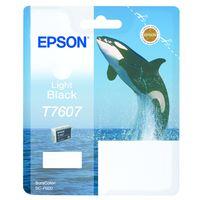 Für weitere Info hier klicken. Artikel: Epson T7607 light black