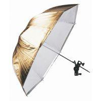 Für weitere Info hier klicken. Artikel: Falcon Eyes Reflexschirm URK-48TGS Transparent/Gold/Silber 122 cm