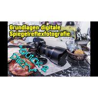 Für weitere Info hier klicken. Artikel: Grundlagen Digitale Spiegelreflexfotografie - quick & dirty 10.06.18